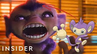 All The Easter Eggs And Pokémon In The New 'Detective Pikachu' Trailer