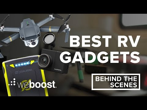 Best RV Technology: Tech & Gadgets To Bring On Your RV Road Trip | weBoost