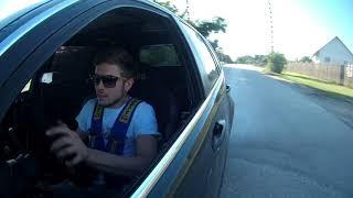 Benji's Garage drift car test