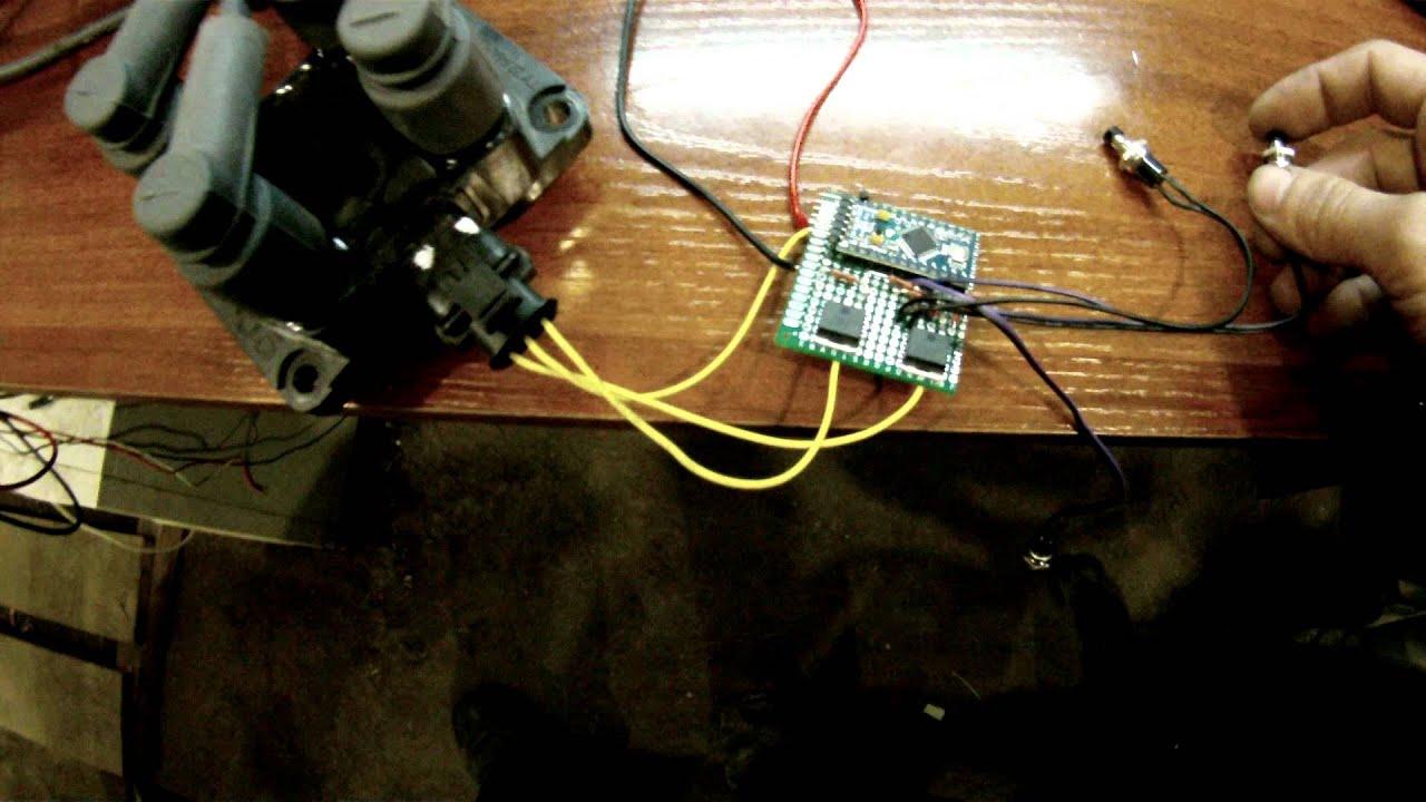 Приборы для проверки модуля зажигания своими руками 46