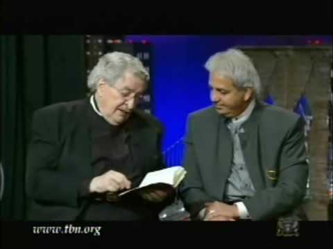 Funny Moments with Benny Hinn on 'The Rapture'