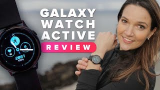 Galaxy Watch Active review: Everything you need for a lot less