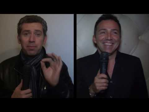 La Capannina FdM - Intervista doppia a Stefano Busà e Andrea Agresti