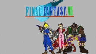 Lets Play Final Fantasy VII Remaster PS 4 Part 114