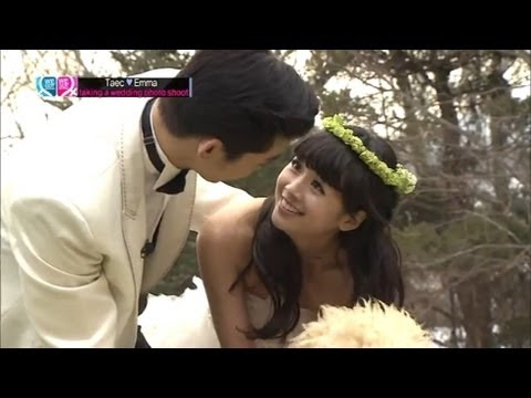 Global We Got Marriedep05 (taecyeon&emma Wu)#1 20130503 우리 결혼했어요 세계판 ep05(택연&오영결)#1 video
