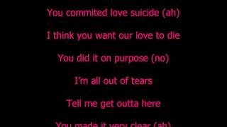 Watch Tinie Tempah Love Suicide video