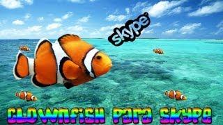 Como usar clownfish (cambiar tu voz en skype)