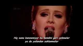 (...Adele // Someone Like You  (brit awards 2011)