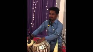Tabla Solo  at the ithub fun consert (pakistani different beats)