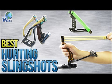 9 Best Hunting Slingshots 2018
