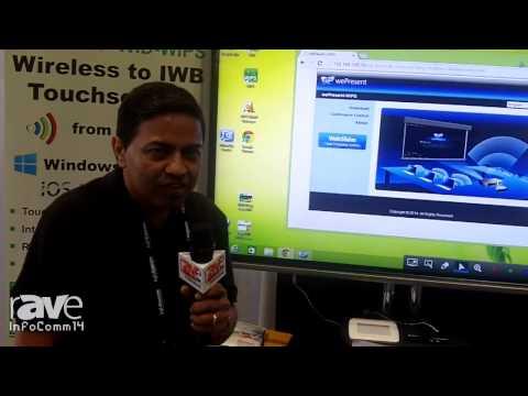 InfoComm 2014: wePresent Details the WIPG 1500