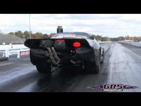World Fastest Corvette 6.70 @ 225mph