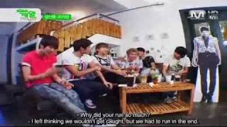 [ENG SUBS] Infinite Sesame Player Ep8 3/4