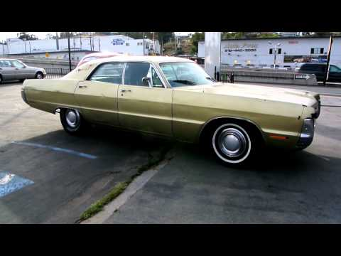 1 Owner 1970 Plymouth Fury III Satellite 360 or 318 V8 Sport MOPAR
