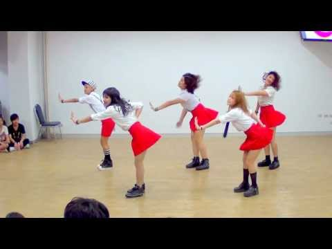 130922 Fossil Cover F(x) - Rum Pum Pum Pum hello! Korea By Mbk & Iteen (audition) video