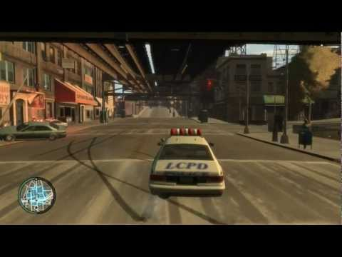 Grand Theft Auto IV - On Intel HD Graphics 4000 Benchmark