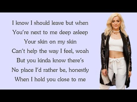 Download Bebe Rexha - NOT THE ONE s Mp4 baru