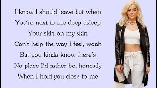 Download Lagu Bebe Rexha - (NOT) THE ONE (Lyrics) Gratis STAFABAND