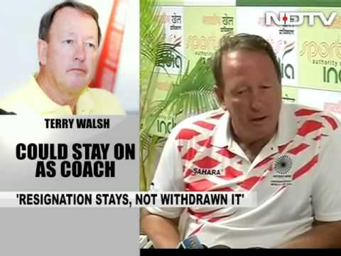 Terry Walsh, SAI Babus make temporary peace