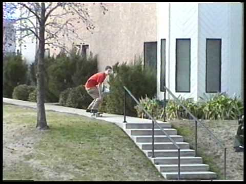 Paul Machnau - Skateboard Canada