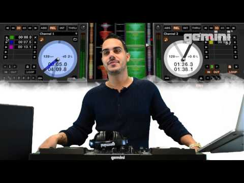 Gemini Artist DJ NYSE Interview and Performance on the CDMP-7000