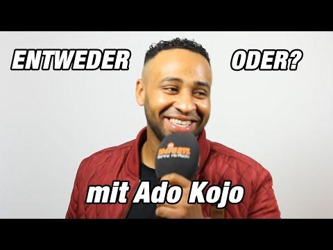 ADO KOJO über Eko Fresh, das Dschungelcamp und Youporn...