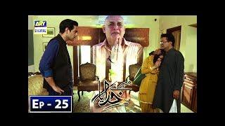 Mere Khudaya Episode 25 - 8th December 2018 - ARY Digital Drama
