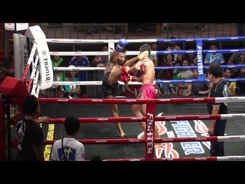 Kunchan TigerMuayThai vs Palangpet Vor Vichanchai @ Rawai Boxing Stadium 24/10/2015