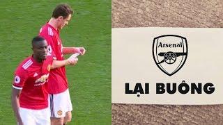 Bản tin Troll Bóng Đá số 117: Arsenal lại buông và thông điệp bí ẩn của Mourinho!