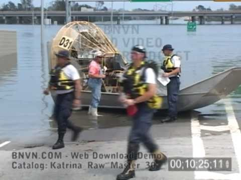 8/30/2005 Hurricane Katrina, New Orleans, LA Aftermath Video - Katrina raw master 30