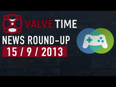 ValveTime Weekly News Round-Up - 15th September 2013