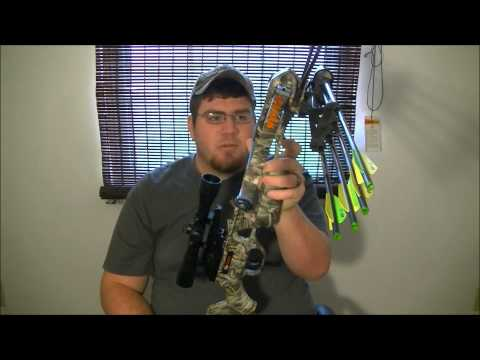 SA Sports Fever Recurve Crossbow Package (Final Review)