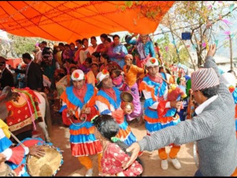 Full Video of Kumaoni Choliya Dance कुमाऊँनी छोलिया नाच...