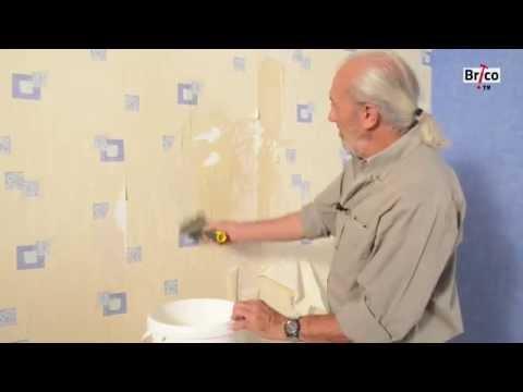 Peint videolike for Decoller du crepis interieur