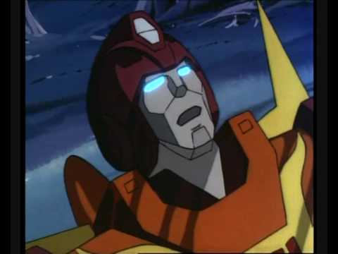 Transformers episode 67 - the five faces... 2 part 2