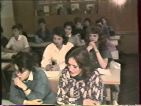 Старшеклассники о Ленине (1991 год).
