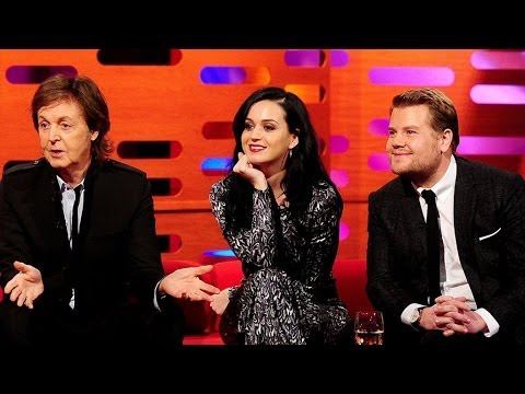Sir Paul McCartney Action Figure – The Graham Norton Show: Series 14 Episode 2 Preview – BBC One