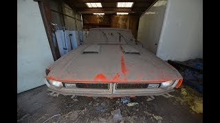 Barn Find Update  1971 Dodge Dart Swinger Work Begins