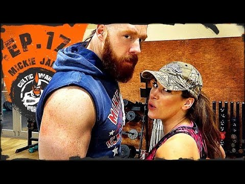 Celtic Warrior Workouts: Ep.017 Total Body with Mickie James...