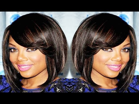 Short Bob Hairstyles African American Women Pictures