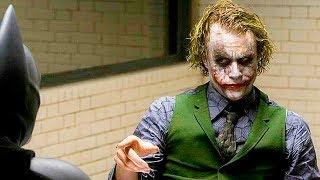 El Joker sabe que es un Personaje de Comic!?