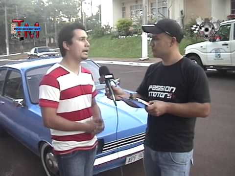 Passion Motors Tv..  Chevette Tubarao Paul Sisanovsky