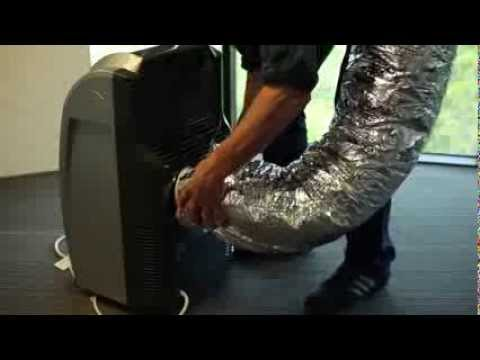 How to Install the Ceiling Vent Kit for Your Portable Air Conditioner