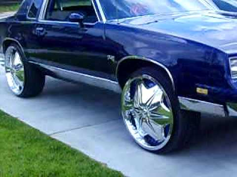 Cutlass on 24s Music Videos