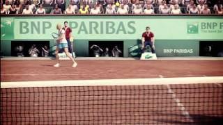 Grand Slam Tennis 2 - French Open trailer