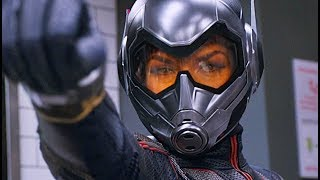 ANT-MAN AND THE WASP | Trailer & Filmclips deutsch german [HD]
