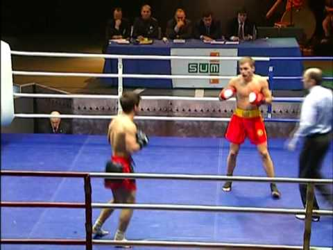 Murad Abakarov - Wushu Sanshou Championship of Moscow Image 1