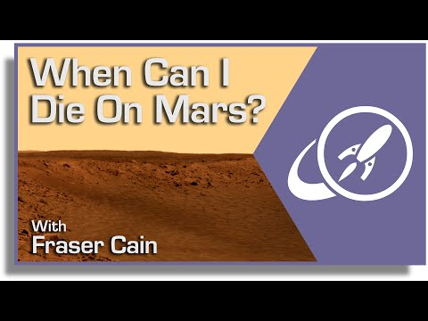 When Can I Die on Mars?
