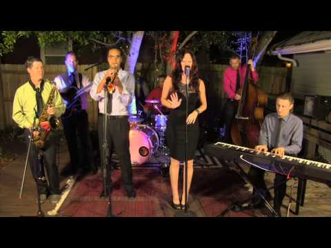 Bruno Mars - Marry You (Jazz Cover by Gloria West and The Gents)