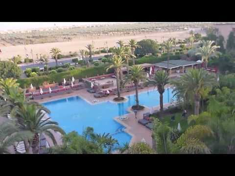MOROCCO - Hotel Inspection Sofitel Marrakech | Morocco Travel - Vacation, Tourism, Holidays  [HD]